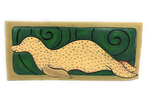 "Hawaiian Monk Seal, Endangered Species 30"" X 15"" - Animal Wall Art 