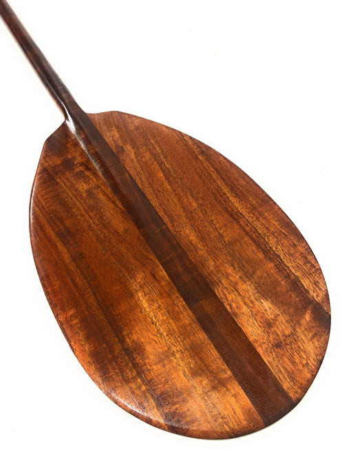 "Beautiful Koa Paddle 50"" T-Handle - Made In Hawaii | #koa3400"