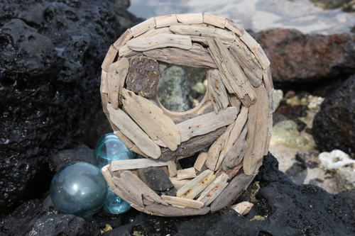 """""""9"""" Driftwood Number 10"""" Home Decor - Rustic Numerical 