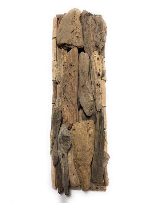 """I"" Driftwood Letter 10"" Home Decor - Rustic Accents   #lis31001i"