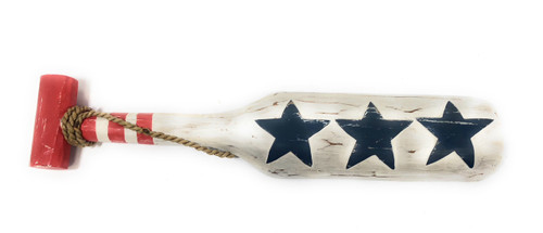 "Texas Americana Oar/Paddle 20"" - USA Flag Theme | #ort1709750"