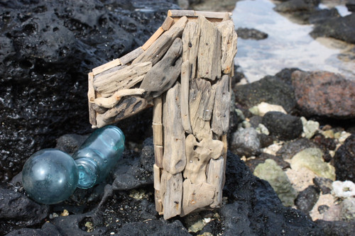 """""""1"""" Driftwood Number 10"""" Home Decor - Rustic Numerical   #lis310011"""