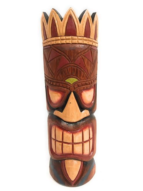 "Money Tiki Mask 20"" - Hawaiian Decor | #ksa902550"