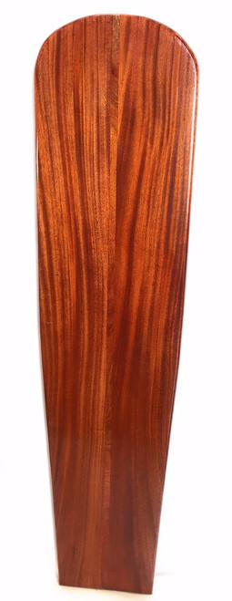 "Replica Vintage Wooden Longboard 59"" X 13"" Hawaiian Vintage | #koalb3"