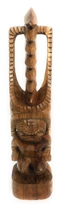 "Tiki Kona Style Akua Kai 32"" - Natural Finish Museum Replica | #yda1102780"
