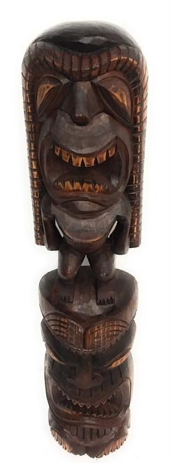 "Tiki Lono & Kanaloa Statue 40"" - Love & Prosperity   #skn16009100"