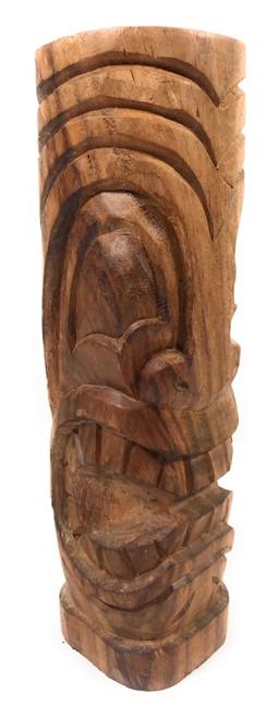 """Big Island Tiki Totem 12"""" Natural - Money Tiki   #yda1101030"""