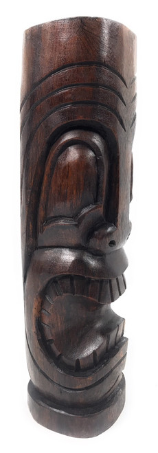 "Big Island Tiki Totem 12"" Stained - Money Tiki 
