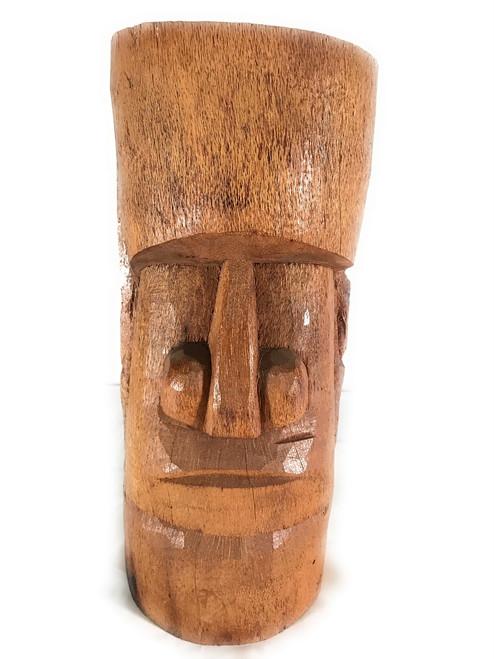 "Easter Island Tiki Statue 20"" - Outdoor Pool Decor   #lbj303050b"