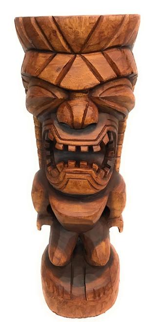 """Traditional Tiki Kuka Ilimoku 32"""" - Authentic   #yda113780"""