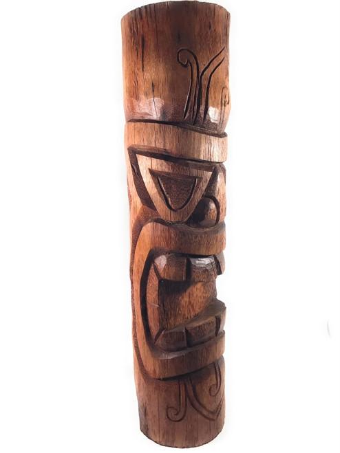 """Pohaku Outdoor Tiki Totem 40"""" - Natural Finish   #lbj3026100p"""