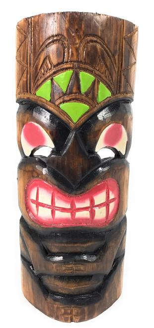 """Smiley Tiki Mask 12"""" - Happy Tiki Idol   #dpt514430b"""