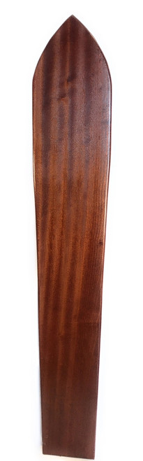 "Replica Vintage Wooden Surfboard 84"" X 15"" Hawaiian Heritage | #koalb23"