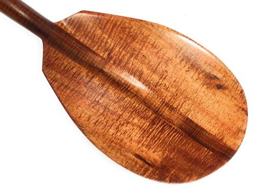 "Exquisite AAA Grade Koa Paddle 60"" - Made in Hawaii | #koa6120"