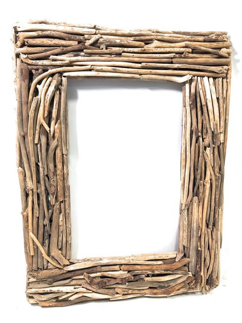"Driftwood Frame 32"" X 24"" - Coastal Living | #lis31005f"
