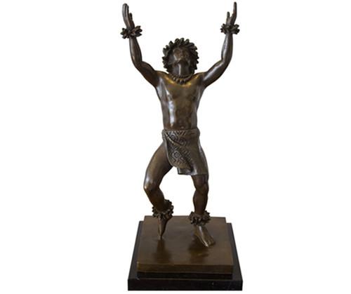 "Kamalani ""Chief's Child"" Bronze Statue 13"" By Kim Taylor Reece   #ktr696933142262"