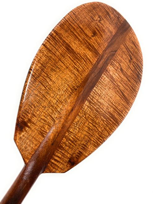 "Exquisite AAA Grade Koa Paddle 60"" - Made in Hawaii | #koa6139"