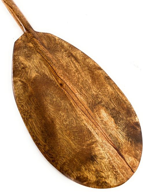 "Unique Mango Outrigger Paddle 50"" T-Handle | #koa7011"