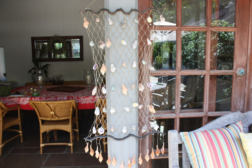 Mobile/Hanging Seashells & Driftwood Assortment XXL - Coastal Decor