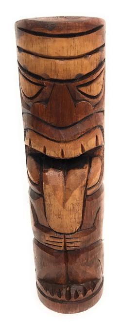 "Warrior Tiki Totem 10"" - Antique Finish - Hawaii Gifts | #dpt535925e"
