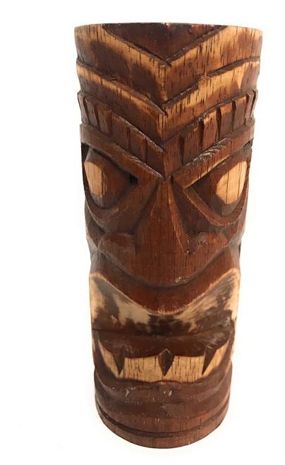 "Big Kahuna Tiki Totem 6"" - Hand Carved   #dpt5330a"