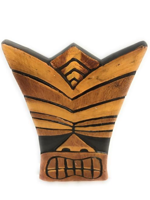 "Kapu Tiki Mask 12"" - Modern Pop Art Tiki Culture | #bds1206630"