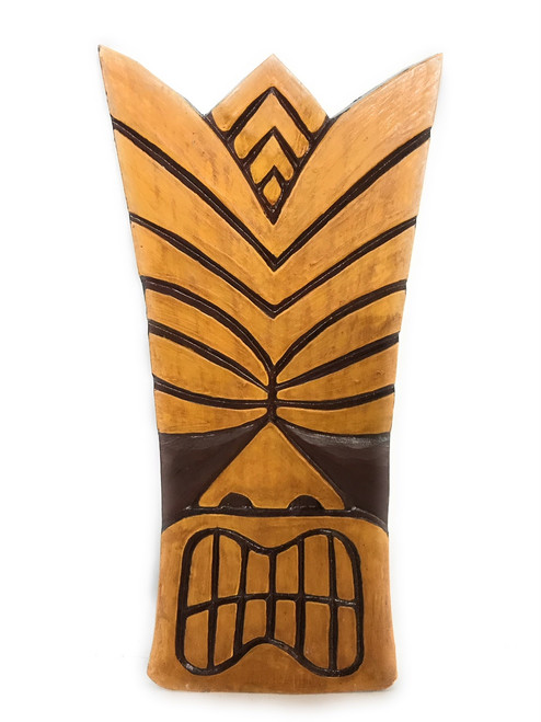 "Kapu Tiki Mask 20"" - Modern Pop Art Tiki Culture 