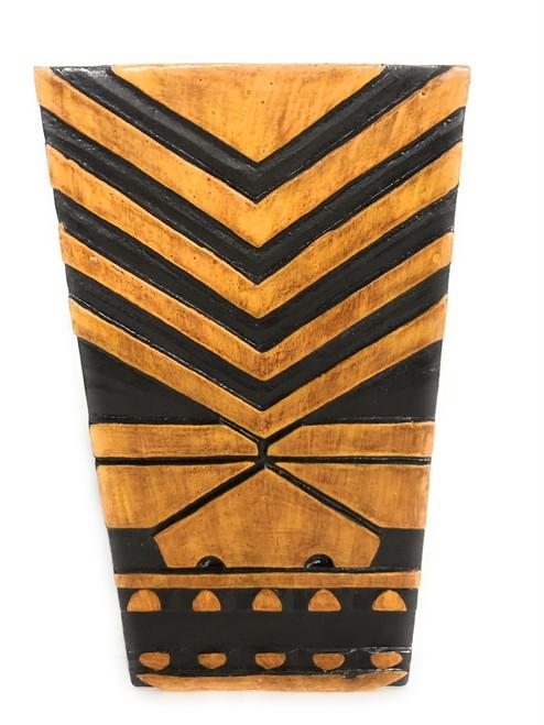 "Pohaku Tiki Mask 12"" - Modern Pop Art Tiki Culture | #bds1206730"