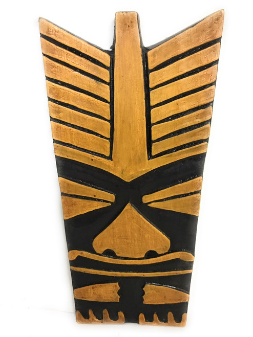 "Hacho Tiki Mask 12"" - Modern Pop Art Tiki Culture   #Bds1206830"