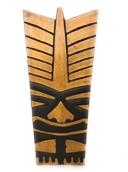 "Hacho Tiki Mask 20"" - Modern Pop Art Tiki Culture 