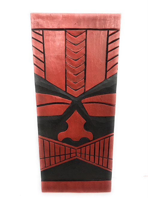 "Olopana Tiki Mask 20"" - Modern Pop Art Tiki Culture 