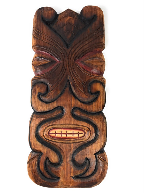 "Pohaku Tiki Shield Mask 20"" - Tiki Bar Decor 