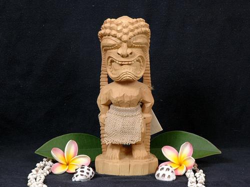 """Tiki Kuka Ilimoku 10"""" - Traditional Image - Composite"""