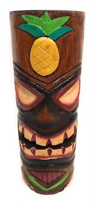 "Tiki Totem 8"" w/ Pineapple/Hospitaility | #dpt535820b"