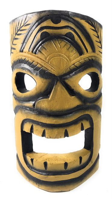 "Laughing Tiki Mask 8"" - Celebrating Life 