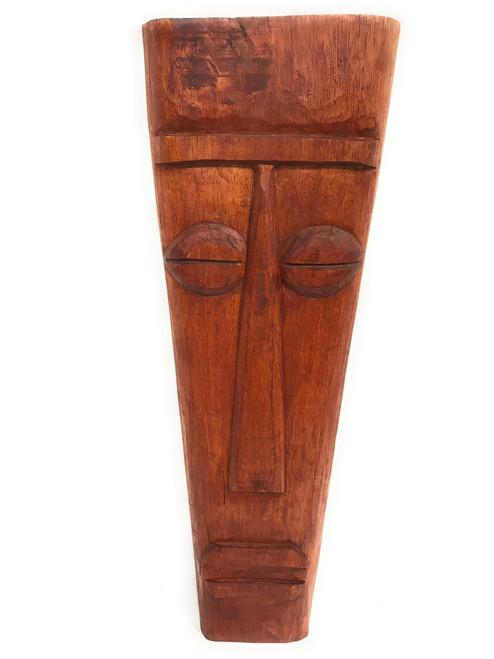 """Papua Tiki Mask 24"""" - Tribal Primitive Art   #dpt509160"""