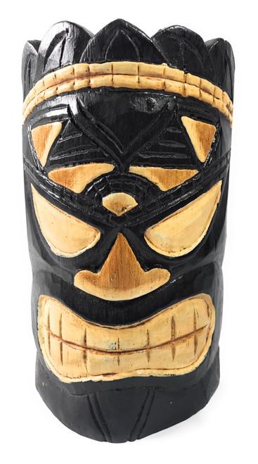"Smokin' Aces Tiki Mask 8"" - Lucky Tiki Idol | #dpt514620"