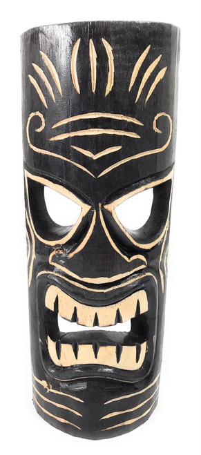 "Strength Tiki Mask 12"" - Hawaiian Decor 