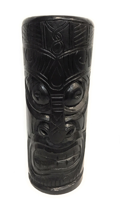 "Big Chief Tiki Totem 20"" - Hand Carved 