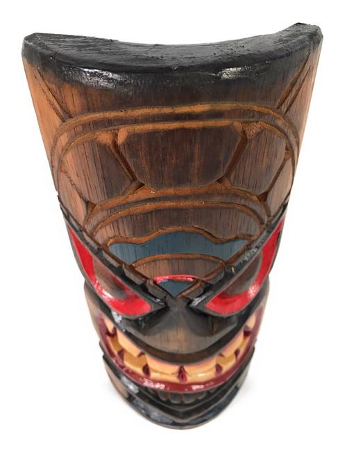 "Learning Tiki Mask 12"" - Lono - Tiki Bar Decor | #dpt513530"