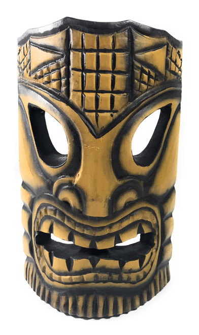 "Big Kahuna Tiki Mask 8"" - Tropical Decor | #dpt513620"