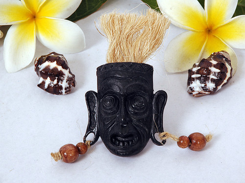 Primitive Tiki Magnet 3in - Hawaii Gifts