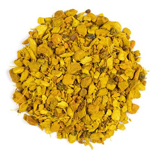 Gold Rush Organic Turmeric Hemp Tea 14g