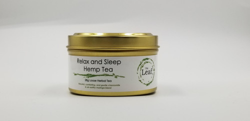 Hemp Oil Relax & Sleep Tea 28g