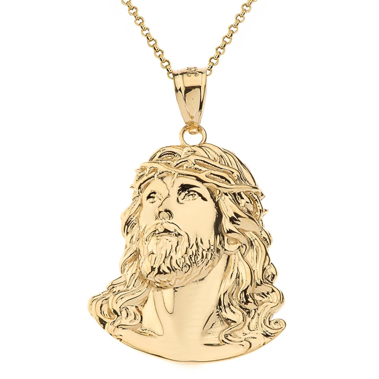 Jesus Christ Necklace
