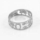 Silver Lucky Ring