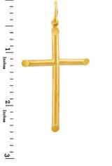 Gold Crosses - Large Gold Cross Pendant