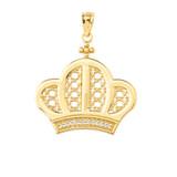 yellow-gold-royal-crown-pendant-necklace-Princess-Diana-Queen-Elizabeth-Hip-hop