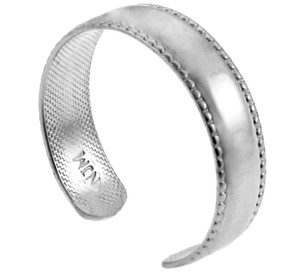 Bold Classic Silver Toe Ring