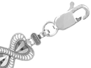 White Gold Bracelet - The Victoria Bracelet